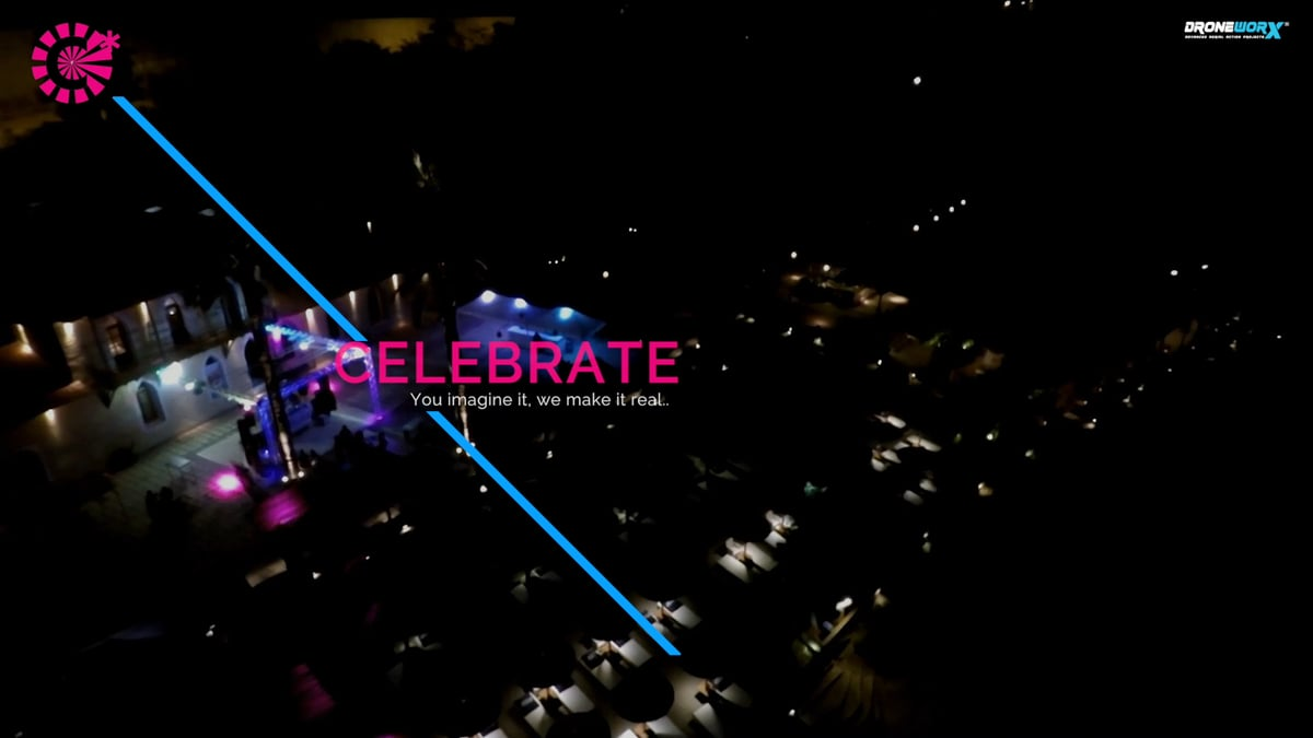 Celebrate audio and light solutions